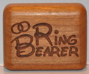 Ring Bearer Secret Box