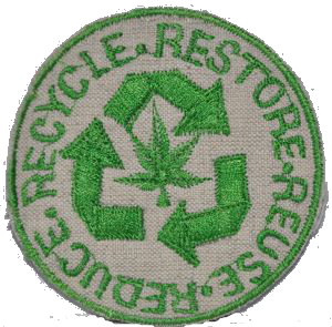 Recyle Hemp Patch