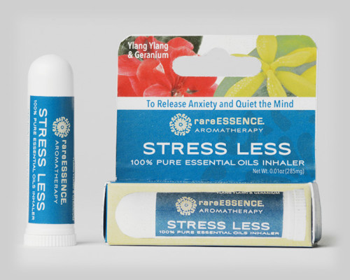 Stress Less Inhaler