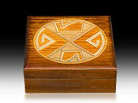 Native American Design Box
