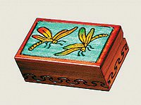 Dragon Flies, Small Box