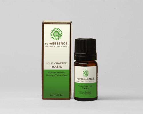 Basil (Wild Crafted) Essential Oil