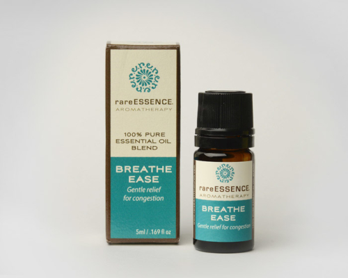 Breathe Ease Essential Oil Blend