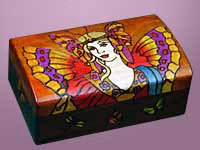 Fairy of Poetry Box
