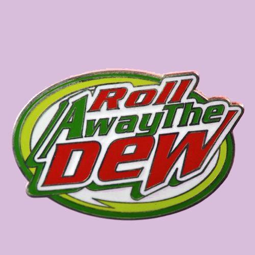 Roll Away the Dew Pin