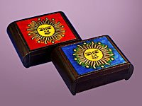 Alchemist Sun Secret Box